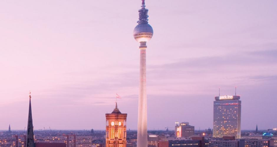 berlin television tower berlin welcomecard das. Black Bedroom Furniture Sets. Home Design Ideas