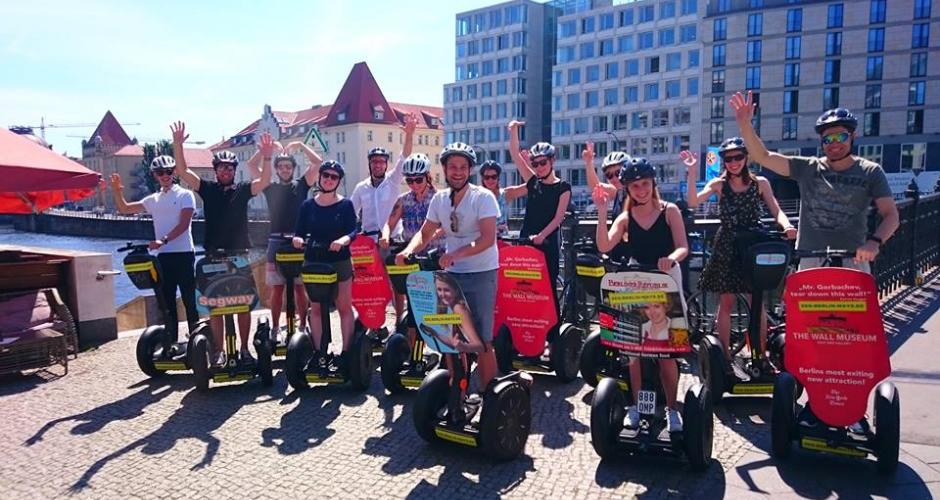 Berlins Best Segway Tours / CooLTourings 1