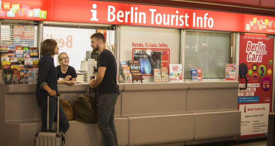 bd2ee067dddbd6 Berlin Tourist Info Centre at Airport Tegel (Terminal A)