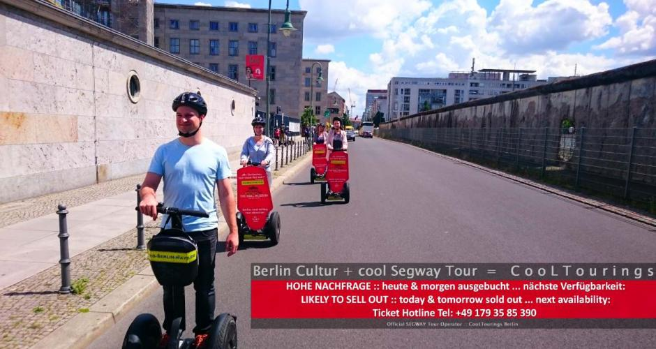 Berlins Best Segway Tours / CooLTourings 2