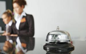 Hotel Rezeption
