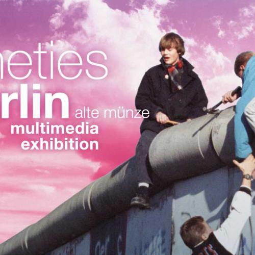 Mauerbild, Nineties Berlin