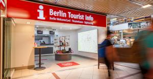 Berlin Tourist Info im Europa-Center